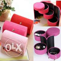 cosmetic organizer- roller