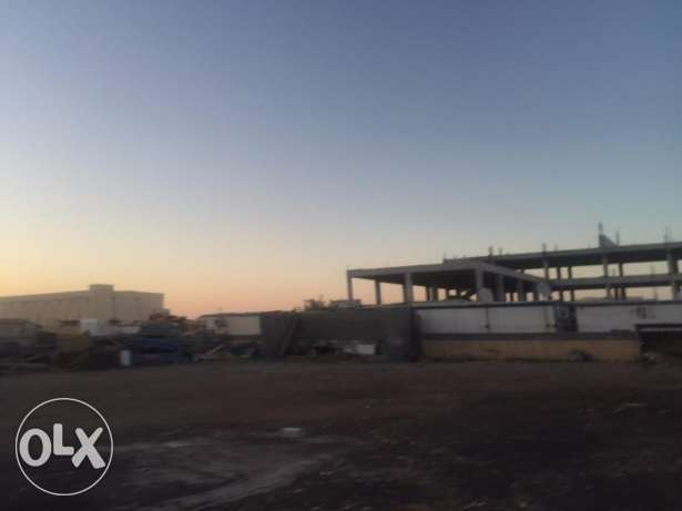 Open Land for Rent in Rusayl Industrial Area