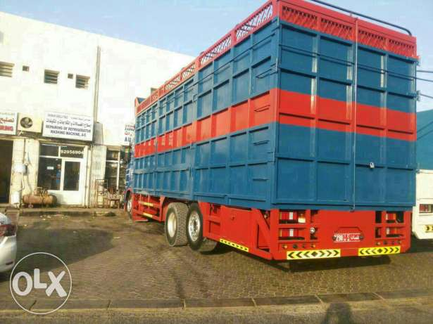volvo truck For sale in Gud condition مسقط -  2