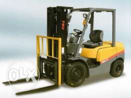 Forklift 3 TON Brand New Finance no down payment