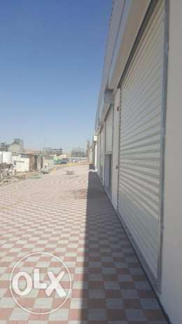 big Workshop for Rent in Misfah near Oman Oil