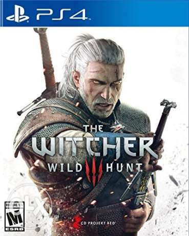 PS4 games, Witcher 3, Shadow of mordor