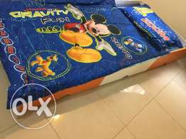 Rolling bed for Children