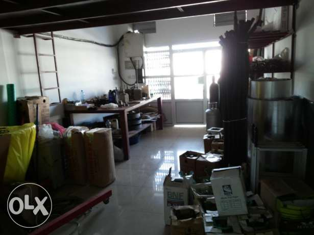 AC Works Shop For Sale at Ghala Industrial Area 40 Sq Meter مسقط -  1