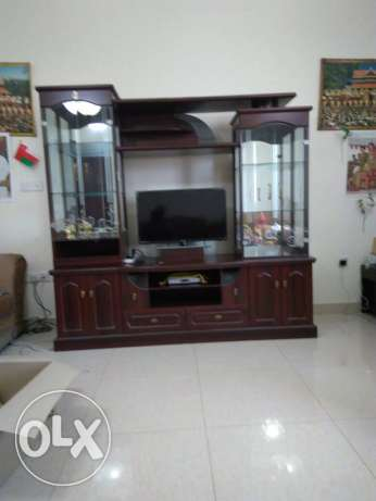 kitchen stove , tv stand with showcase washing machine for urgent sale