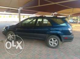 Used Lexus RX300 Nizwa, College teacher