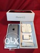 Apple iPhone 6s 64 gb no dent with 1yr warranty