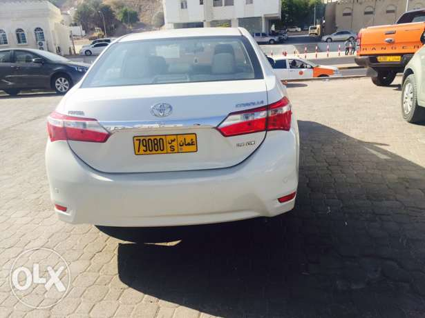 Toyota Corolla. 2015 model. 40000 km only. 5200 OMR. مسقط -  4