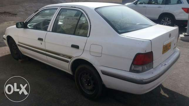 Toyota tercel for sale مطرح -  5