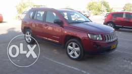 Jeep compass 2012 model 2.4 ltr 4WD no.1 option limited edition.