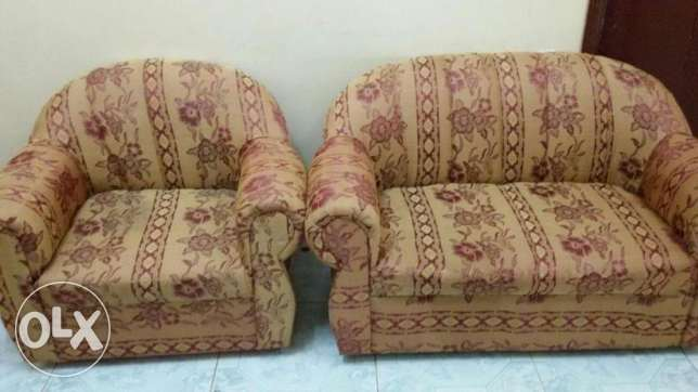 Sofa for Urgent sale (7 Seater)