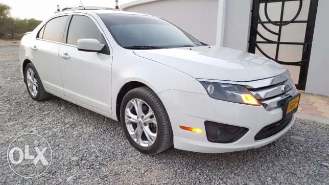 Ford Fusion 2012 for sale 2500 RO مسقط -  4