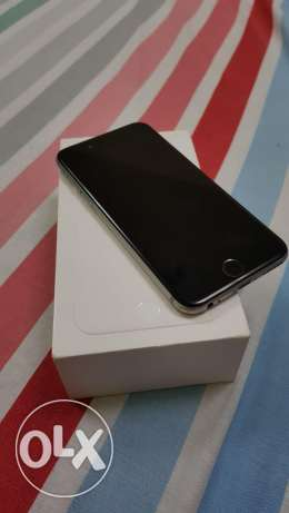Apple 6 16gb good condition box and charger