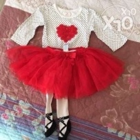 dress for 9-12 months old girl