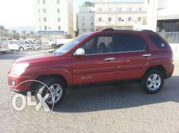 Kia sportage xcite few in oman