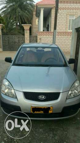 Kia rio mode 2009 automatic price 1400 الرستاق -  2