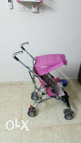Baby stroller mint condition bought from baby shop