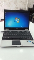 Hp laptop core i7 light weight good condition