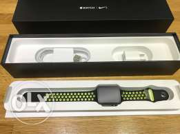Nike band apple Nike plus smart watch up for grab
