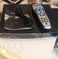 new packed tata sky receiver with recording options