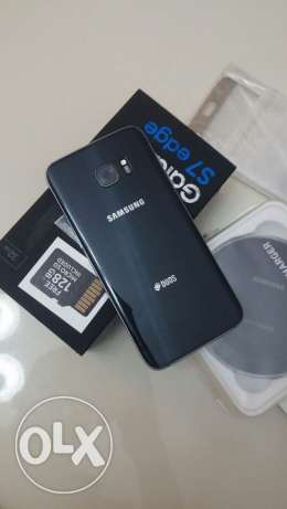 S7 edge for sale or exchange مسقط -  2