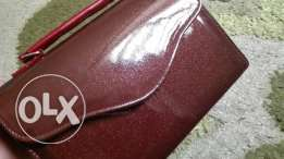 Luxury Leather hand bag for sale.