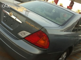 Toyota Avalon 2000, Accident free,for sale in good condition