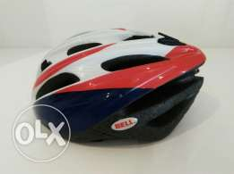 GREAT CONDITION Helmet and SPD mountain bike shoes