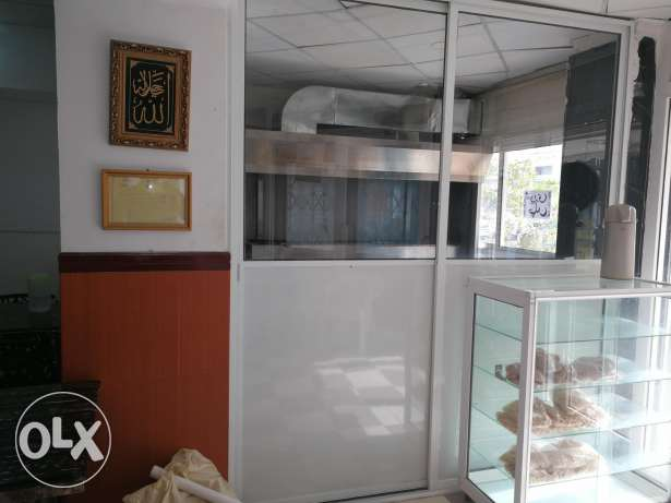 Coffee Shop Space for rent at Al Khuwair