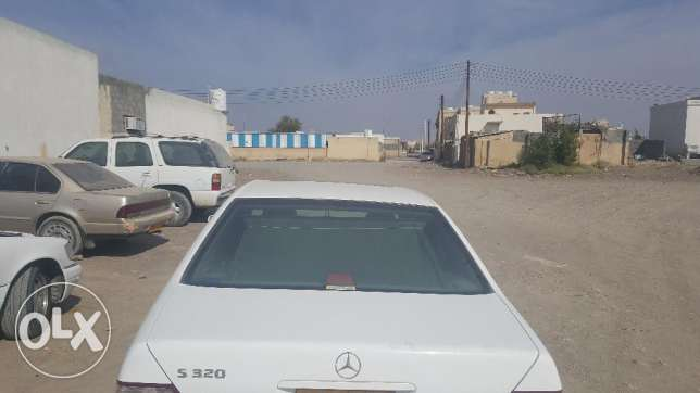 Mercides benz 1997 full good condetion need to saile عبري -  2