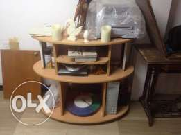 2-Sofa set and small table for sale