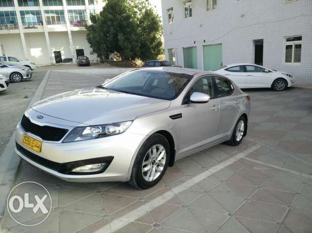 Kia Optima - 69976 Km - 2011 - Very Good Condition