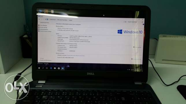 Dell laptop i7 for sale