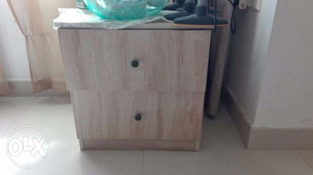 5pcs Bedroom set مسقط -  2