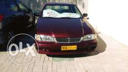 Nissan sunny for sell.. going cheap... only 650