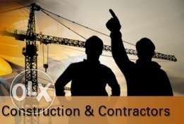 We are Sub Contractor For Construction