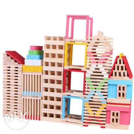 Wood toys-150 children creative wooden