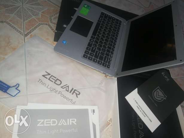 Zed Air Ultra Slim laptop
