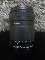 canon 18-135mm for sale