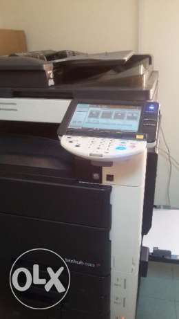 Konica Minolta bizhub C552 Printer for Sale السيب -  2