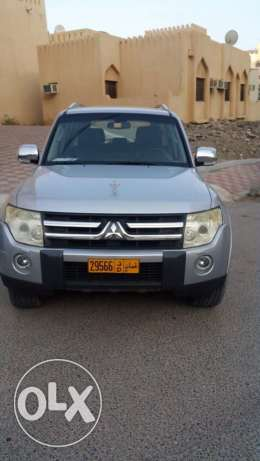 Pajero v6, Well maintained, Expat used