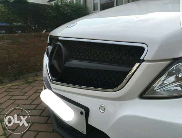 Mercedes E-coupe grill صحار -  1