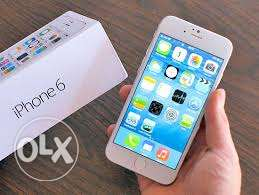 Apple iphone 6s plus 64GB with one year warranty