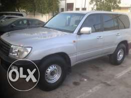 toyota Landcruiser 2004 V6 manual