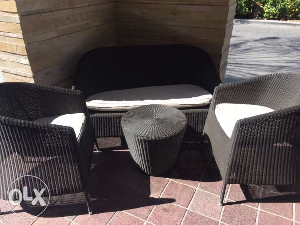 Tables Chairs and Lounge for sale مسقط -  4