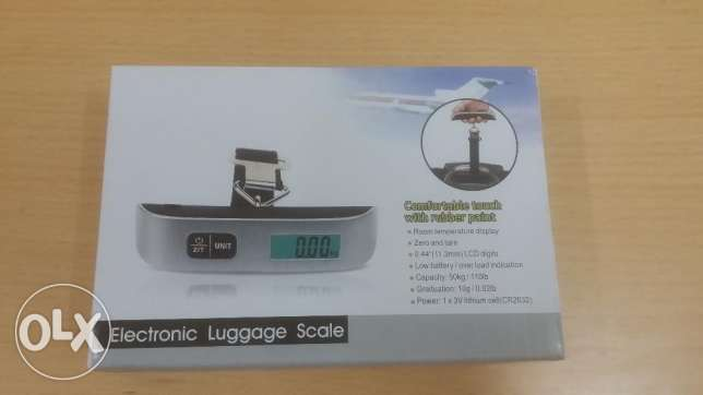 Electric laugeja scale