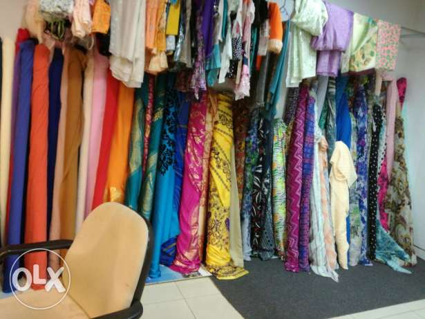 Women's clothing with shop for sale