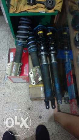 Cusco coilovers for evo 7,8,9