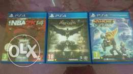 Ps4 games for sale..