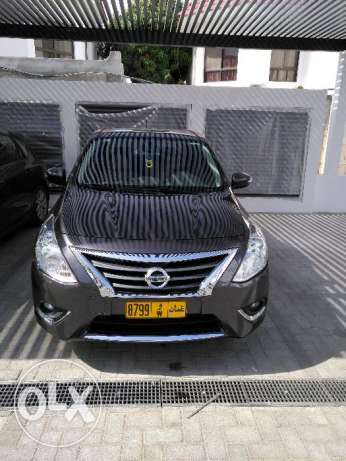 Nissan Sunny 2016 model Top of the Range for sale